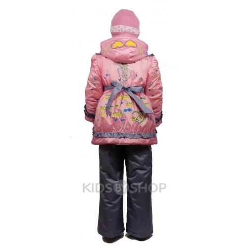 """LT collection, комплект """"Подиум"""" розовый 86-110"""