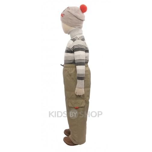 PIKOLINO, брюки  фисташковый (подкладка фланель)